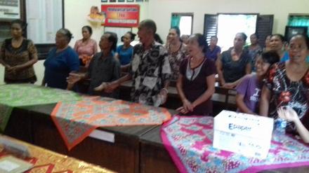 Program KF (Keaksaraan Fungsional) untuk Masyarakat Desa Nagasepaha