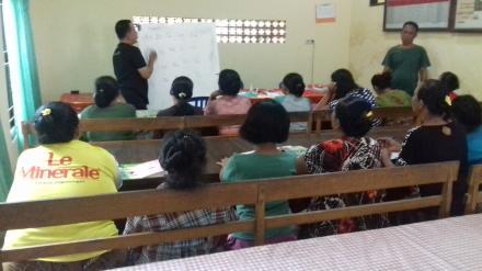 Pemberantasan Buta Huruf bagi Masyarakat Desa Nagasepaha