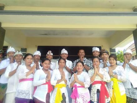 Pemerintah  Desa Nagasepaha Mengucapkan Selamat Hari Raya Nyepi Tahun Baru Saka 1941