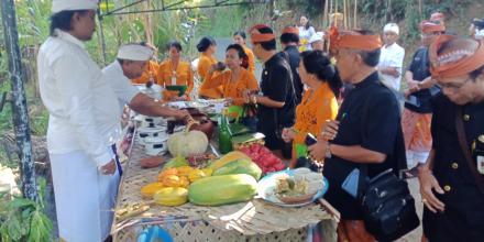 Lomba Subak Abian  Sangkan Bogana Desa Nagasepaha Selaku Duta Kecamatan Buleleng