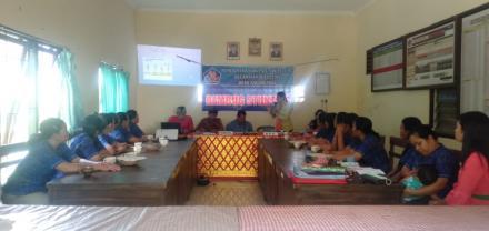 Rembug Stunting bersama Perangkat Daerah (PD) di Desa Nagasepaha