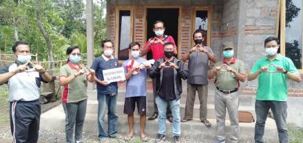 Evaluasi dan Monitoring Rehab Rumah Tahun 2020 Desa Nagasepaha