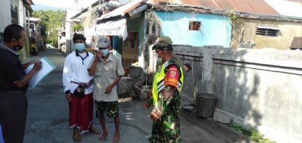 Pendisiplinan Protokol Kesehatan Covid-19 Desa Nagasepaha
