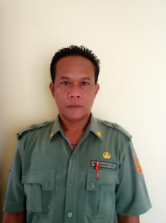 Kepala Dusun Banjar Dinas Dajan Margi