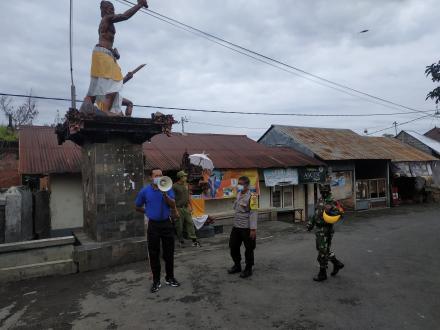 Kegiatan Satgas Covid_19 Desa Nagasepaha, Sosialis